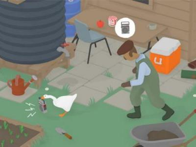 How 'Untitled Goose Game' Transformed From Meme Sensation to Real Game