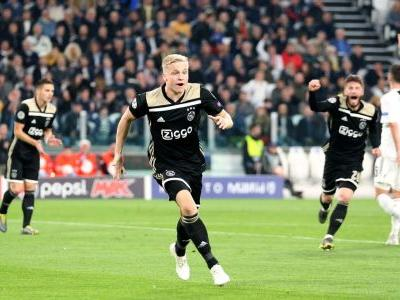 LIVE Transfer Talk: Real Madrid to turn to Van de Beek if they can't get Pogba