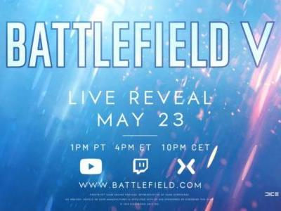 Battlefield V is the Next BF Game, to be Revealed Next Week