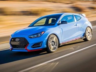 Hyundai Boosts Veloster N Price By Nearly $5,000 But It's Still A Strong 275-HP Value