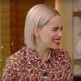 Emilia Clarke Is Getting the Coolest Tattoo to Honor Her Game of Thrones Role