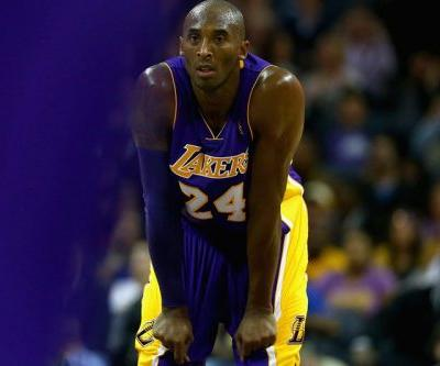 Petition for Kobe Bryant's Image as NBA Logo Reaches Over 2 Million Signatures