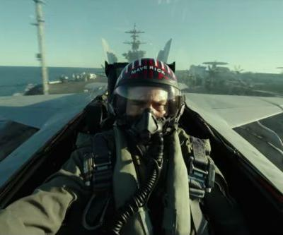 The first trailer for Top Gun: Maverick is a flashback to 1986
