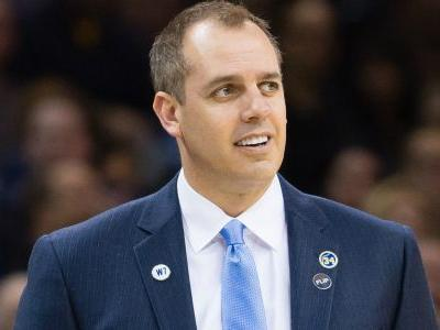 Lakers hire Frank Vogel as next head coach, report says