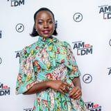 Lupita Nyong'o Makes This Exercise Ball Ab Challenge Look Easy, But Trust Me, It's Not
