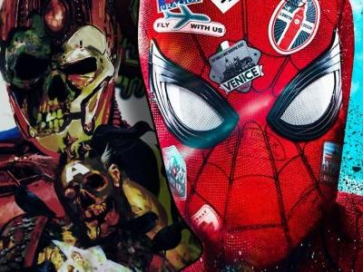 Spider-Man Fights Zombie Iron Man Army in Far From Home Concept Art