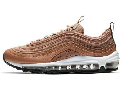 Nike Applies More Mini Branding Accents on this Tan-Hued Air Max 97