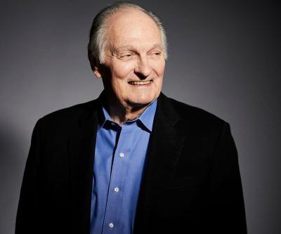 Alan Alda says the idea of retiring is 'a living hell'