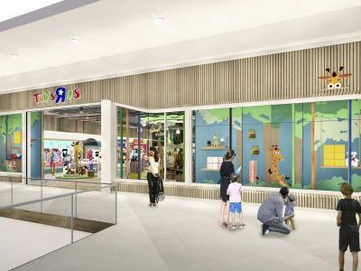 Toys R Us is coming back to the United States
