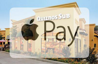 Apple Pay Coming to Quiznos, Smashburger, and Other Restaurants With Integrated Loyalty Program