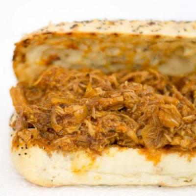 No Fuss Slow Cooker Pulled Pork