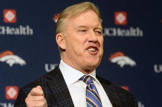 Shannon Sharpe on Broncos' GM John Elway: There's a lot of pressure to find the right QB