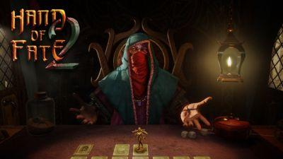 Hand of Fate 2 Launching on PlayStation 4