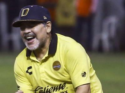 Maradona's side to fight for second tier title