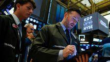Recession Fears Hit Wall Street Following Poor Economic Data From China And Germany
