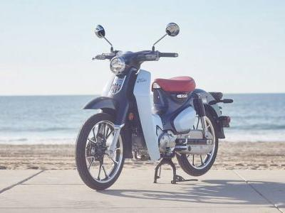2019 Honda Super Cub C125 ABS First Ride Review