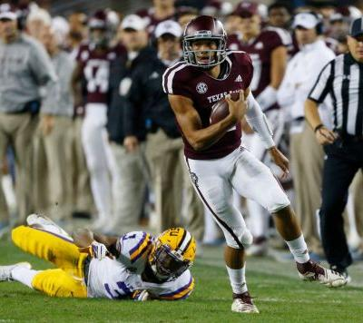 Texas A&M outlasts LSU in seventh OT, ties NCAA record for most OTs in an FBS game