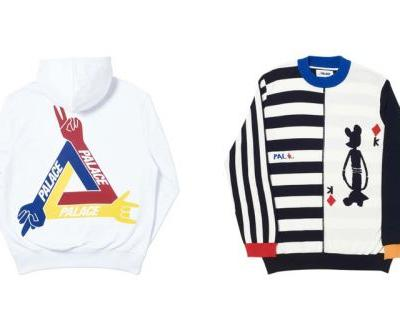 A Look at the Full Palace x Jean-Charles de Castelbajac Collaboration