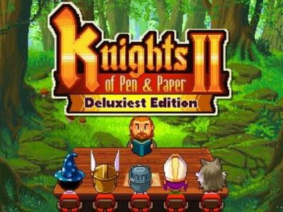 Knights of Pen and Paper 2 Coming to Switch in December