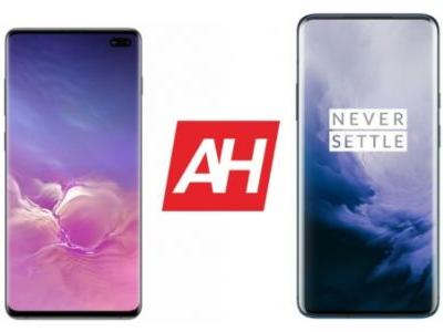 Phone Comparisons: Samsung Galaxy S10+ vs OnePlus 7T Pro