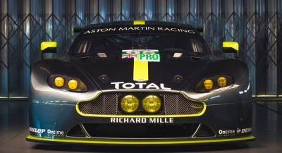 Aston Martin's Rolling Out A New Vantage GTE Next Season