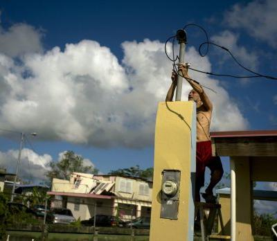 Puerto Rico finally has power again after nearly a year - now it needs a stronger grid