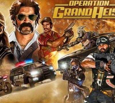 Black Ops 4 Operation Grand Heist teaser trailer