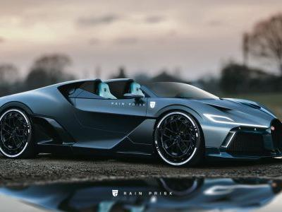 Could The Bugatti One-Off Be A Divo Speedster?