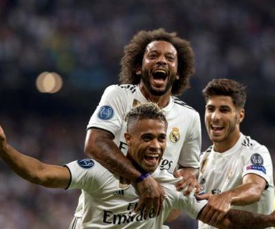 Watch: Mariano nets upper-90 snipe in Real Madrid Champions League win