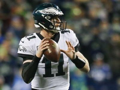Eagles vs. Jaguars: Score, live updates from game in London