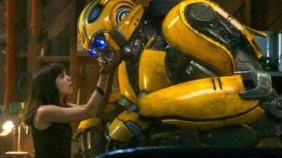 Watch: Go BTS with the Transformers of 'Bumblebee'