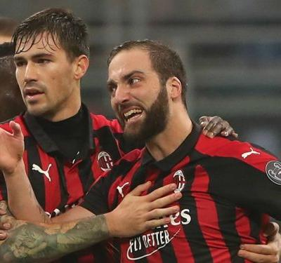 'I hope Higuain isn't punished too severely' - Ronaldo defends Milan striker following dismissal