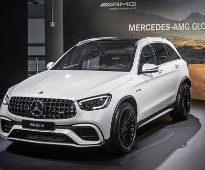 Refreshed Mercedes-AMG GLC 63 S Revealed, Fastest SUV To Lap The Nürburgring