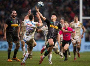 Harlequins v Exeter live stream: How to watch the Premiership match