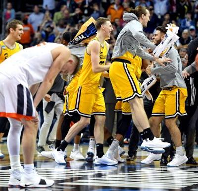 UMBC coach says Virginia's run to Final Four championship game 'great story' about resiliency