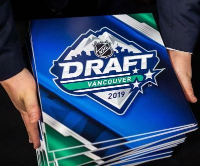 2019 NHL draft: Full first round order and picks for all 31 teams