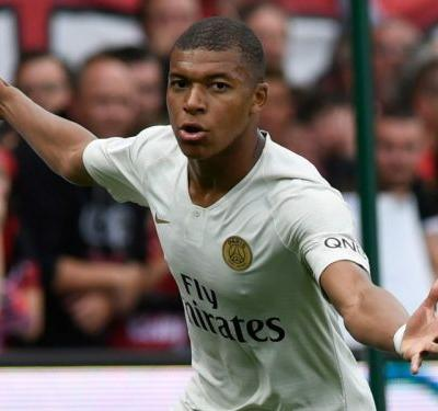 Mbappe hits 45-year Ligue 1 high with deadly double for PSG