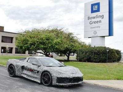 Mid-Engined Corvette Production Will Add 400 Jobs At GM's Bowling Green Plant