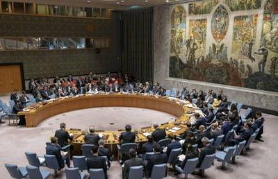 US & Palestine clash over peace plan, settlements at UNSC meeting