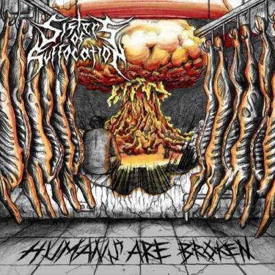 SISTERS OF SUFFOCATION To Release 'Humans Are Broken' Album In March