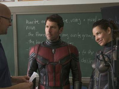 25 Things We Learned on the Set of Ant-Man and the Wasp