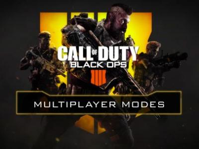 Get an Idea of What You Can Expect From Call of Duty: Black Ops 4 Heist and Control Modes