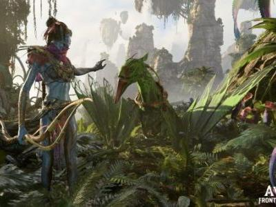 Massive used Avatar: Frontiers of Pandora to pitch its open-world Star Wars game