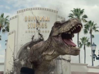 Watch The Awesome Trailer For Universal's New Jurassic World Ride