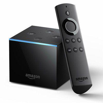 Save $40 on Amazon's 4K streaming device, the Fire TV Cube