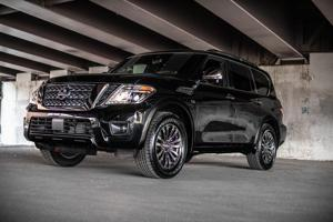 Auto review: Nissan's Armada big sport utility has room for up to eight, starts at $46,790