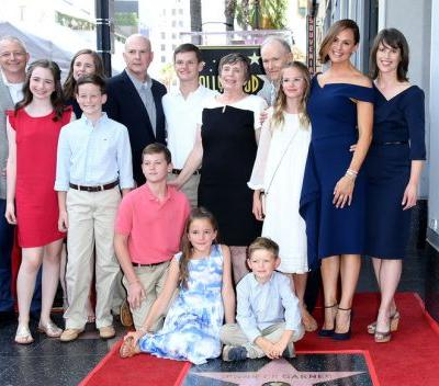 Getting So Big! Jennifer Garner's Kids Make Rare Appearance at Walk of Fame Ceremony