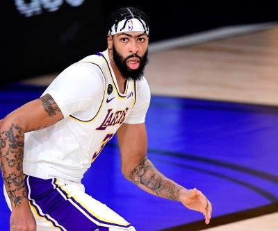 Anthony Davis is going to make Lakers sweat a little bit in NBA free agency