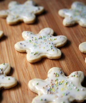 Low-Calorie, Dairy-Free Sugar Cookies That Actually Taste Amazing
