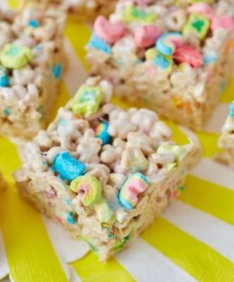 10 Easy St. Paddy's Day Treats for Kids